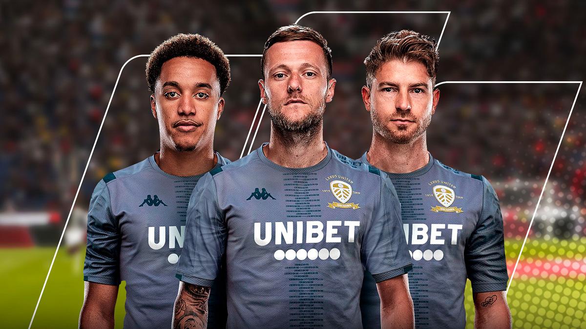 Leeds United Centenary Advert