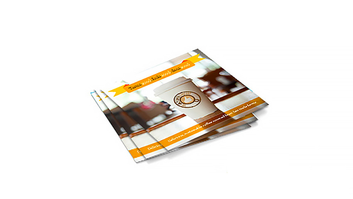 The Good Coffee Company Leaflet