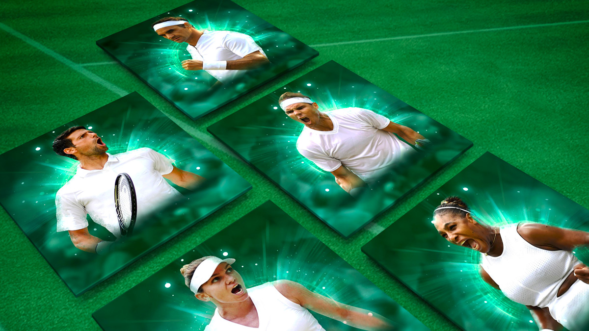 Wimbledon Tennis Top Players Image