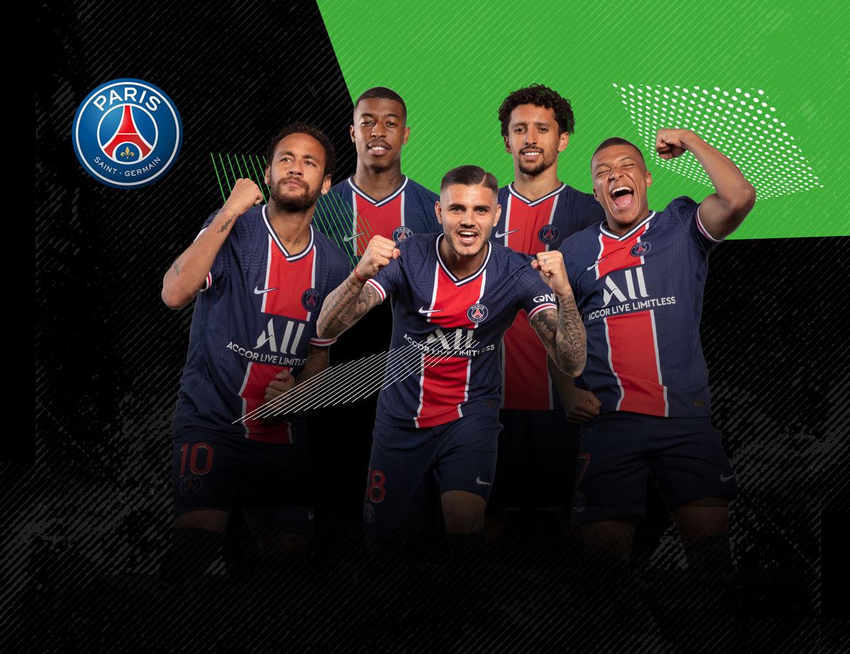 Paris Saint-Germain Sponsorship